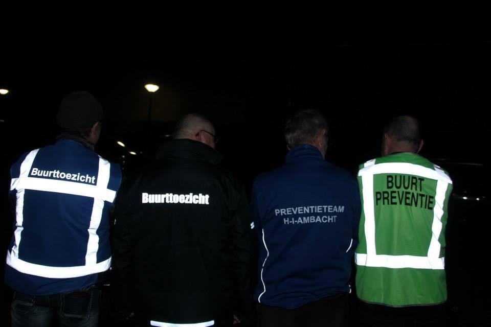 Bezoek aan Buurttoezicht Hardinxveld-Giessendam
