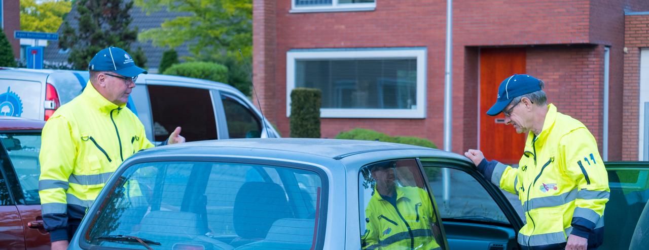 Open voertuig aangetroffen, eigenaar ingelicht