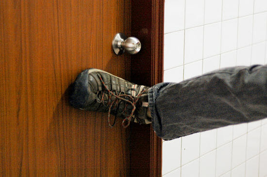 Beproefde methoden om in te breken – deur intrappen